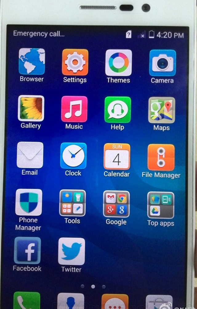 Huawei Ascend P7 : image 6