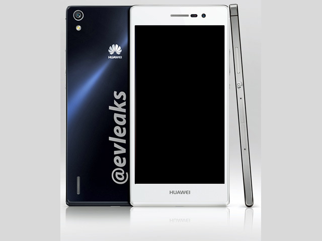 Huawei Ascend P7 : image 1