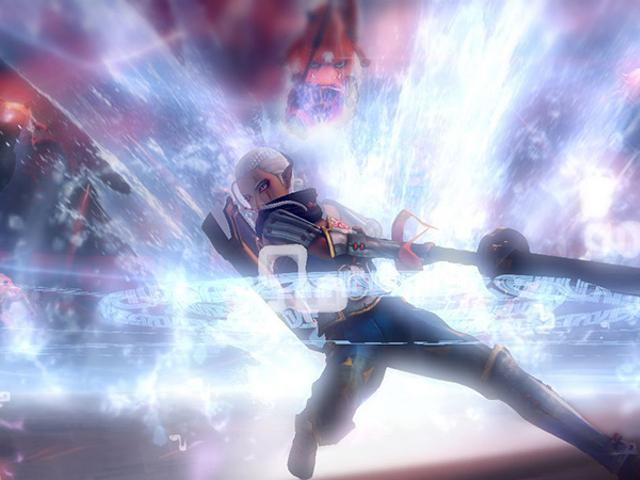 Impa se déchaîne dans Hyrule Warriors