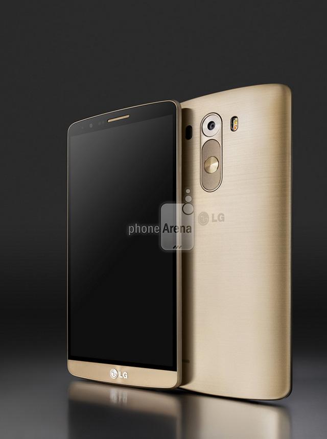 LG G3 : nouveaux rendus 3