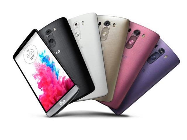 LG G3 officiel : image 2