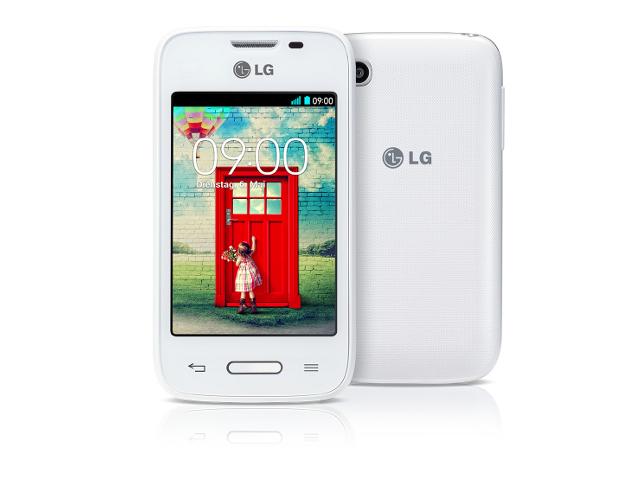 Le LG L35 se dévoile