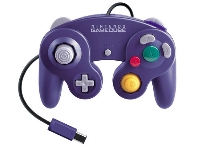 Une manette GameCube pour la Wii U