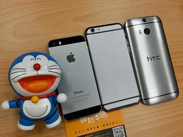 Nouvelle maquette iPhone 6