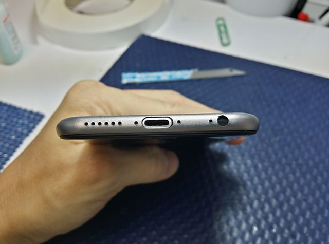 Maquette iPhone 6 : maquette 34