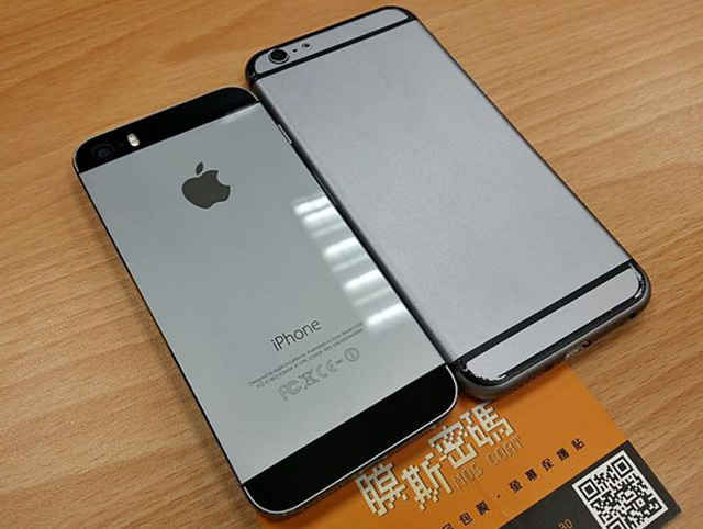 Maquette iPhone 6 : maquette 48