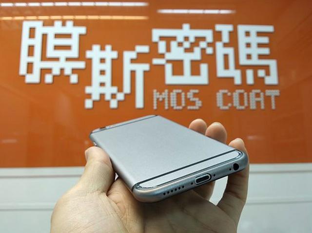 Maquette iPhone 6 : maquette 23