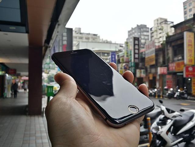 Maquette iPhone 6 : maquette 16