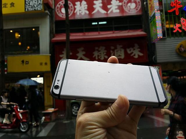 Maquette iPhone 6 : maquette 15