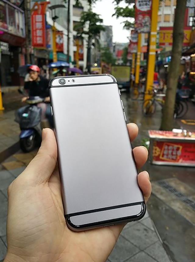 Maquette iPhone 6 : maquette 5