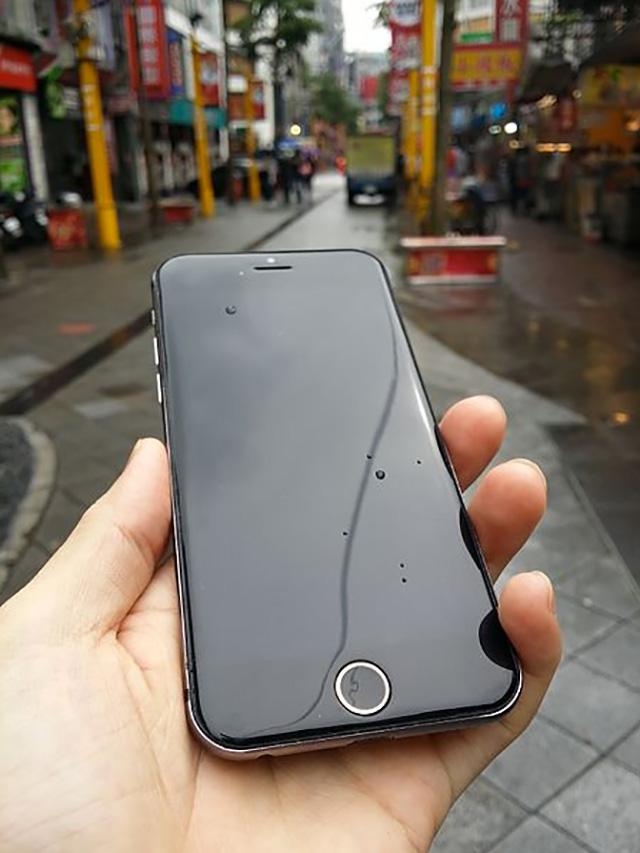 Maquette iPhone 6 : maquette 4