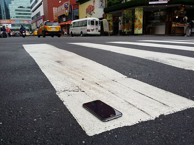 Maquette iPhone 6 : maquette 2