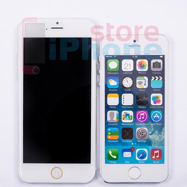 Maquette iPhone 6 roumanie : photo 16