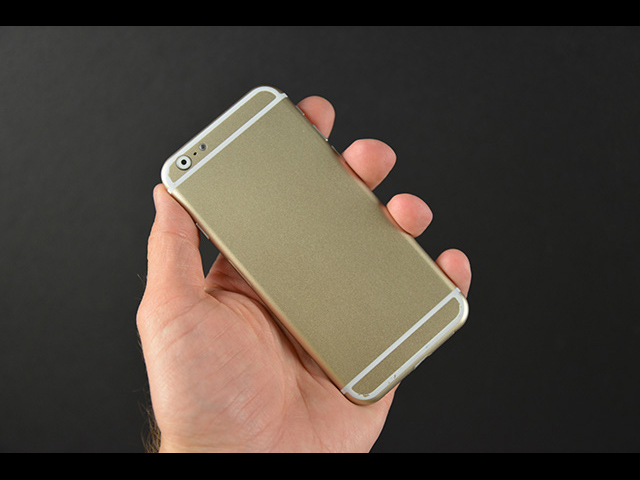 Maquette iPhone 6 Sonny : image 1