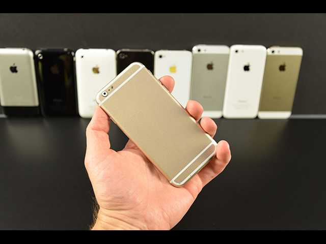 Maquette iPhone 6 Sonny : image 9
