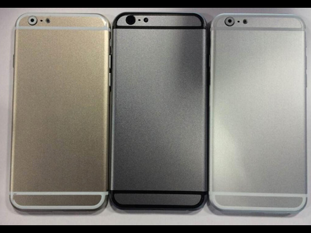 Maquettes iPhone 6