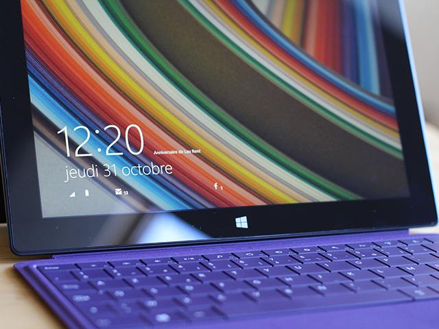 Prix Microsoft Surface Pro 3