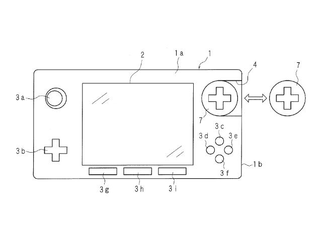 Nintendo sort un brevet pour une nouvelle console