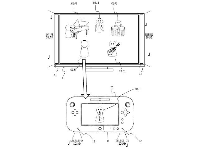 Nintendo dépose un brevet pour Wii Music U