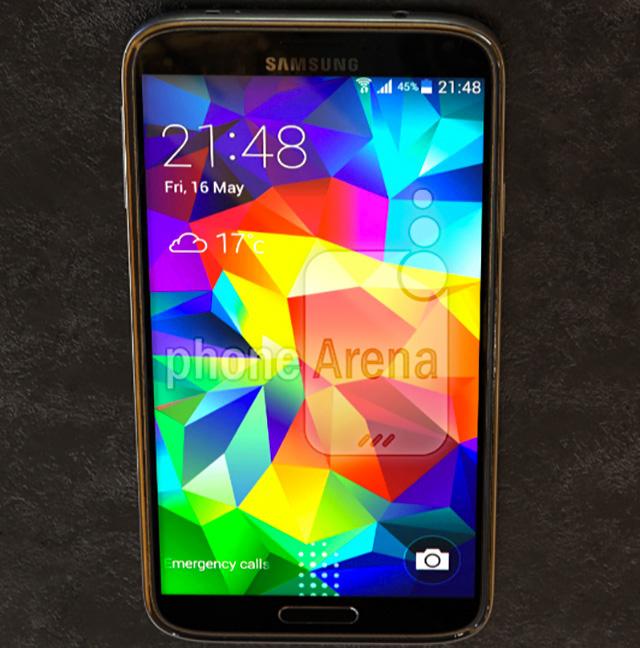 Samsung Galaxy S5 Premium : photo 3