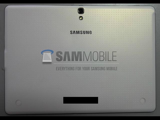 Photo Samsung Galaxy Tab S 10.5 : image 2