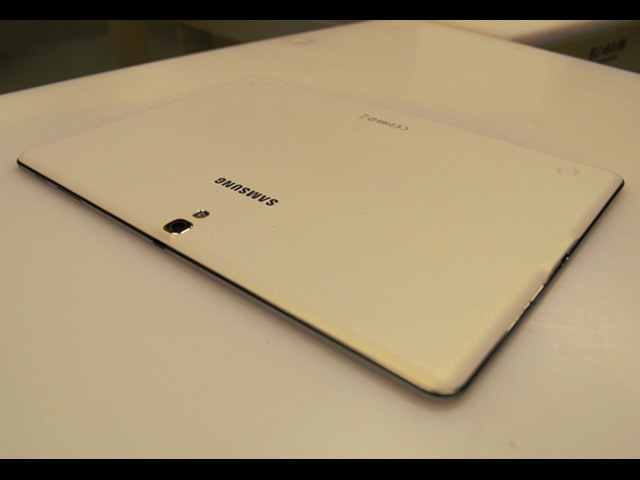 Photo Samsung Galaxy Tab S 10.5 : image 3