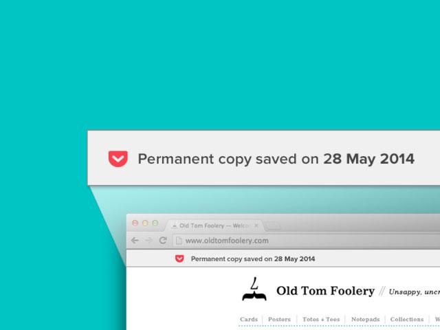 Pocket Premium : capture 2