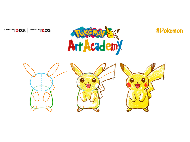 Pokémon Art Academy va sortir en Europe