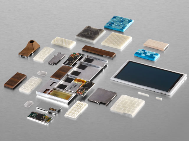 Processeur Google Project Ara