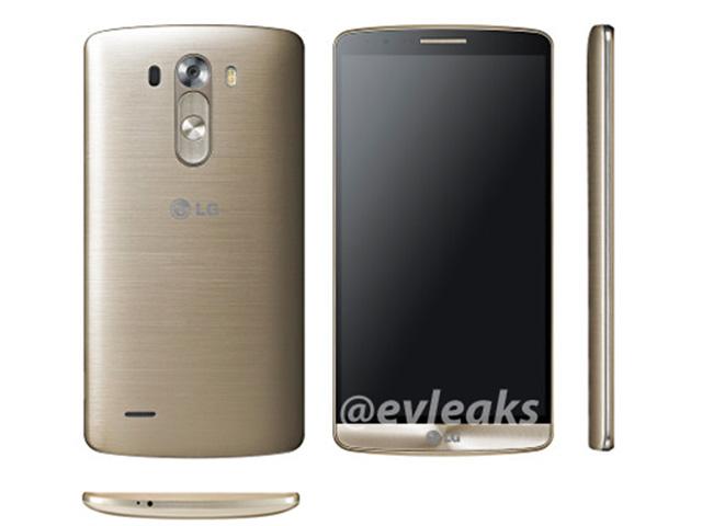 Rendu LG G3 or