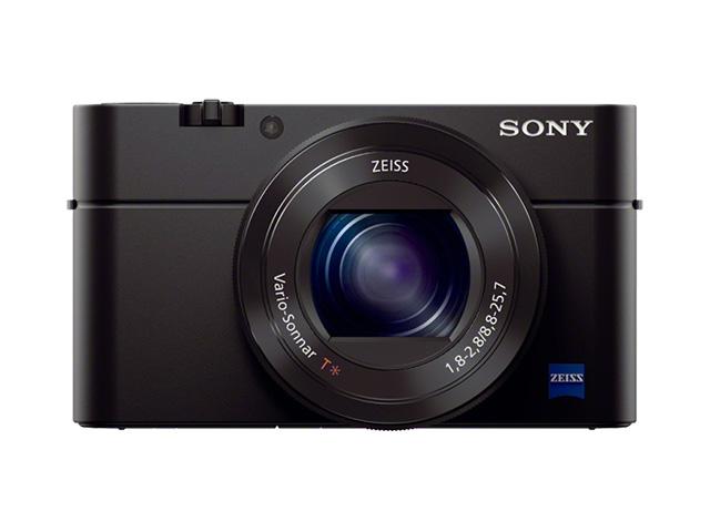 Sony RX100 Mark III : image 1