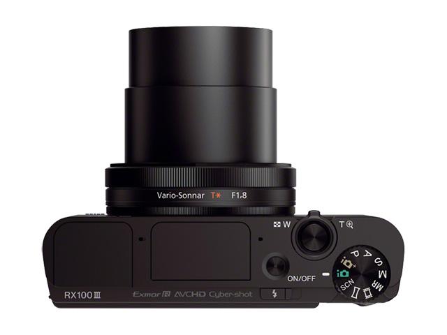 Sony RX100 Mark III : image 4