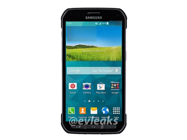 Samsung Galaxy S5 Active : un nouveau rendu pour patienter