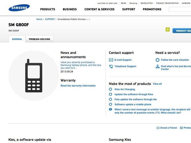 Galaxy S5 Samsung Finlande
