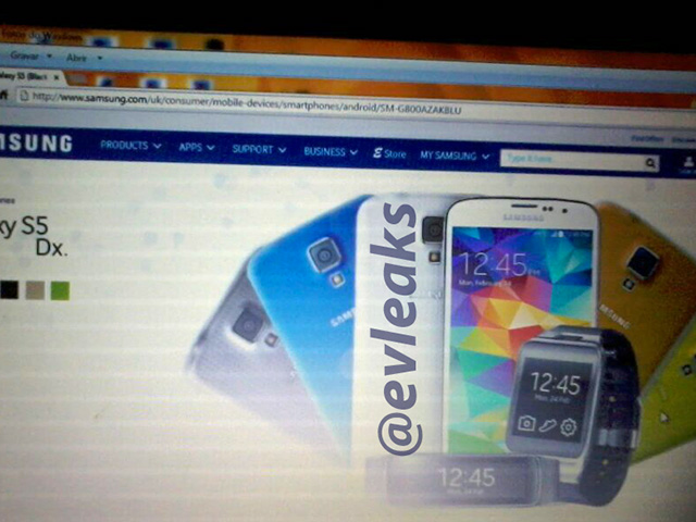 Samsung Galaxy S5 Mini / Samsung Galaxy DX