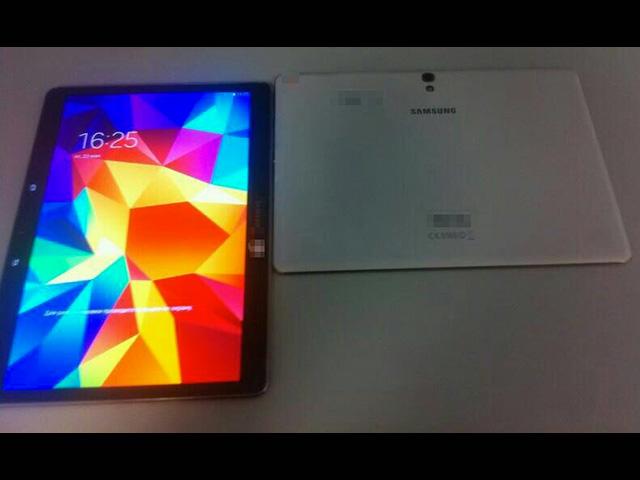 Leak Samsung Galaxy Tab S