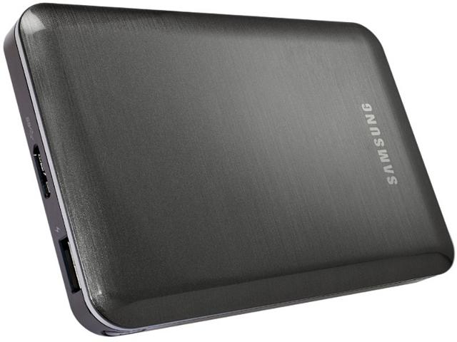 Samsung Wireless, le disque dur accessible à distance