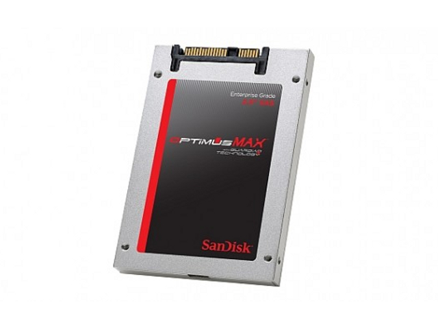 SanDisk Optimus Max, le SSD de 4 To