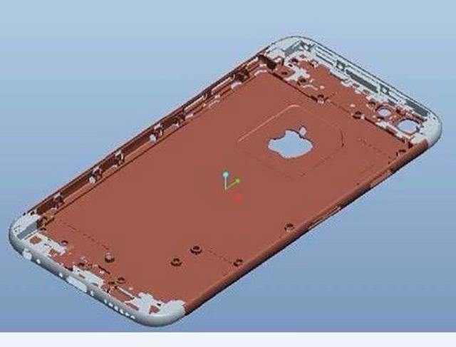 iPhone 6 : schémas 4