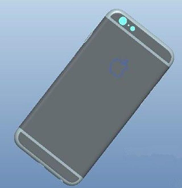 iPhone 6 : schémas 3