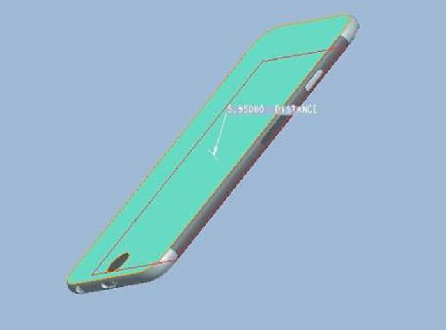 iPhone 6 : schémas 1