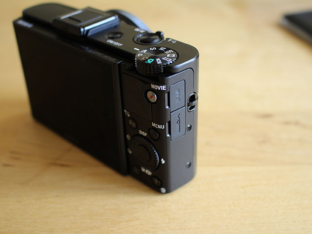 Lancement Sony RX100 III
