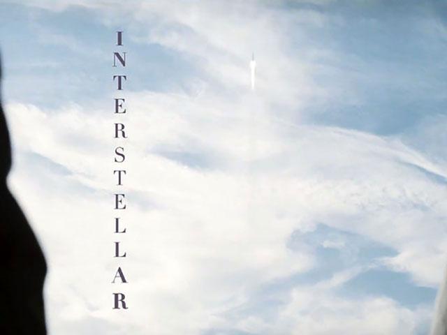 Bande annonce 2 Interstellar