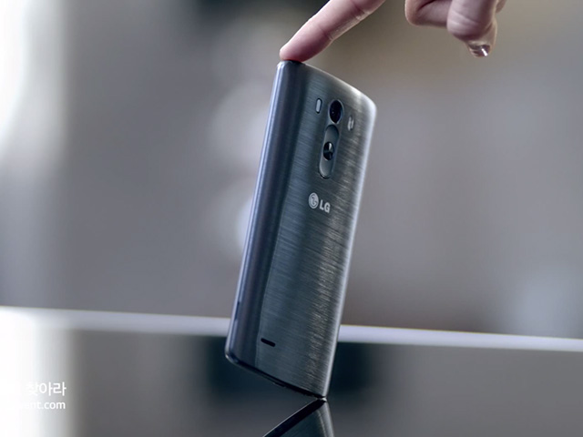 Teasers LG G3