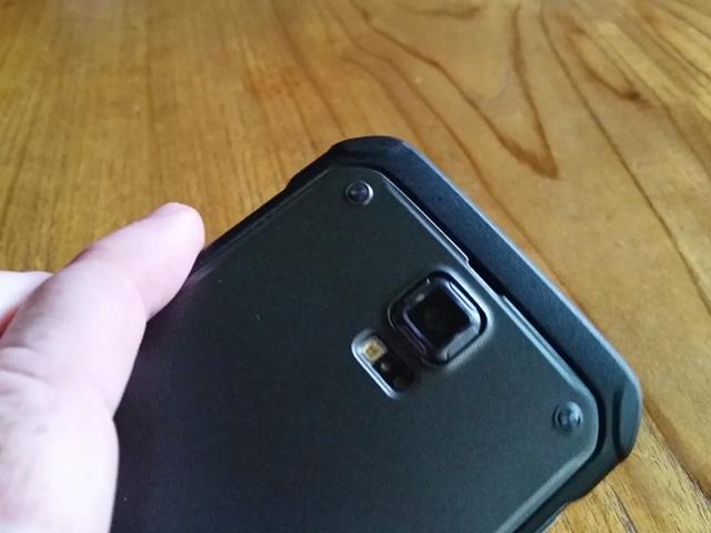 Vidéo Galaxy S5 Active
