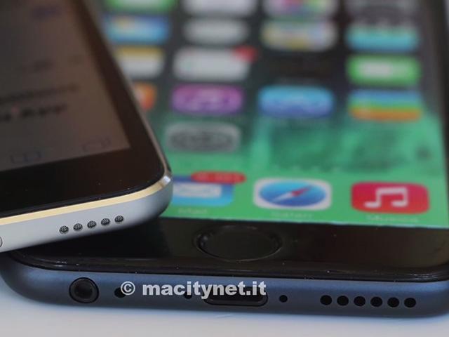 Vidéo maquette iPhone 6