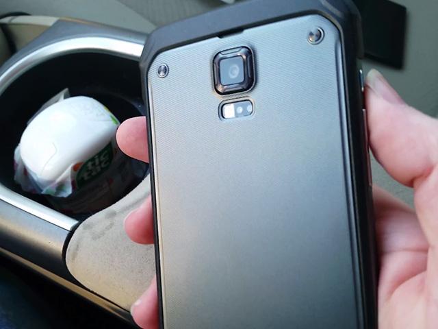Vidéo Samsung Galaxy S5 Active