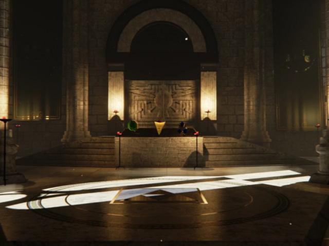 The Legend of Zelda: Ocarina of Time avec Unreal Engine 4