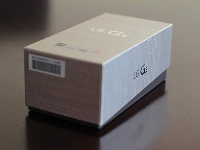 LG G3 Snapdragon 805