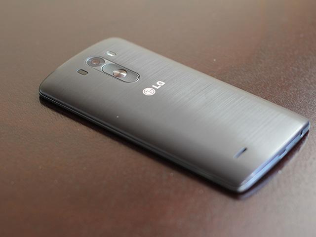 Lancement LG G3